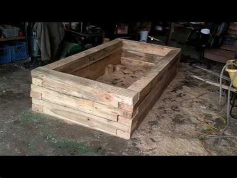 raised flower beds youtube