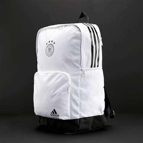 adidas germany 2018 backpack bags luggage cf4941 backpack black white