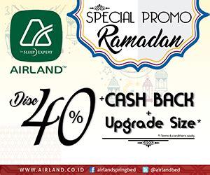Ranjang Airland promo airland harga bed termurah di indonesia