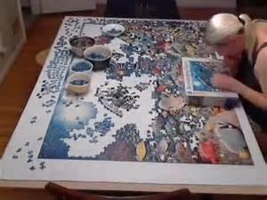5000 Colors Puzzle 5 000 Piece Ravensburger Puzzle Quot Beneath The Sea Quot Time