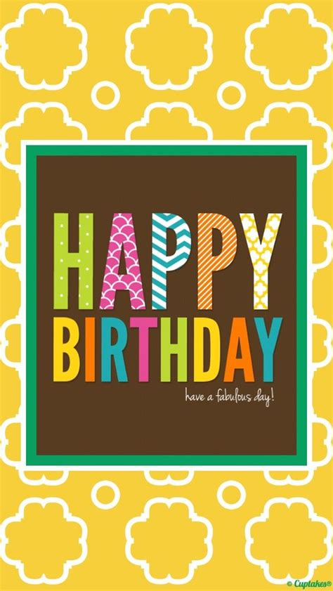 wallpaper bergerak happy birthday iphone wallpaper happy birthday tech center