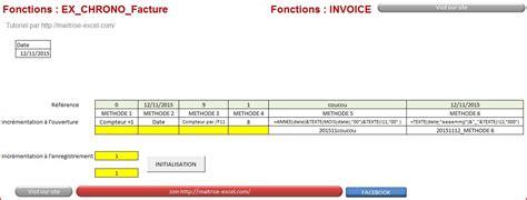 format conditionnel excel 2007 ligne entière modele facture avec numerotation automatique document online