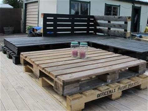 What S More Creative Than Patio Furniture Made Out Of Patio Furniture Made With Pallets