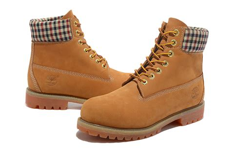 timberland 6 inch boots brown t10066