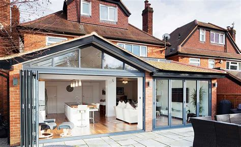 house extension design ideas uk rear extension design ideas homebuilding renovating