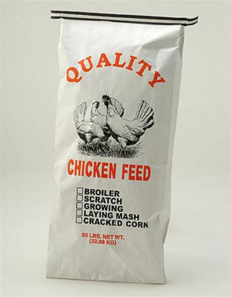 buy chicken feed sack for sale