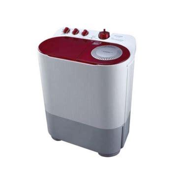 Mesin Cuci 1 Tabung Yang Paling Murah macam macam mesin cuci kelebihan dan kekurangannya minivian
