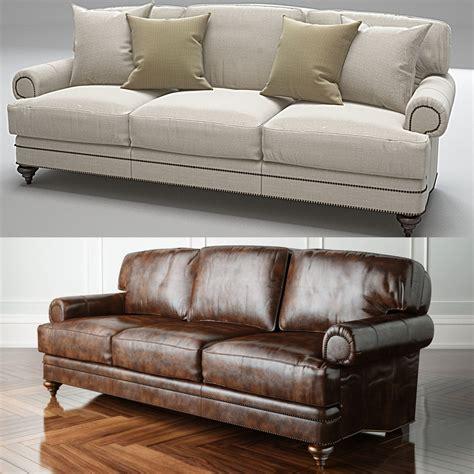 thomasville westport sofa 3d model westport sofa