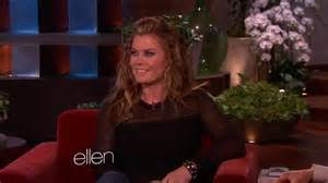 days of our lives who is leaving show alison sweeney reveals on ellen she will leave days of our