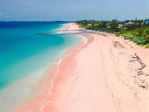 colorful beaches where to find pink sand beaches and black and green