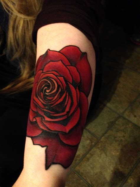 rose city tattoo portland by d optic nerve arts portland or