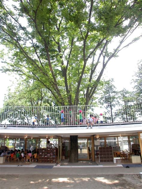 Floor Plan For Kindergarten Classroom fuji kindergarten by tezuka architects