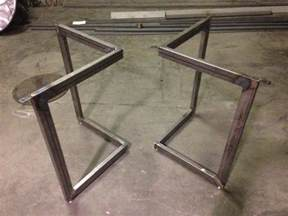 Metal Dining Table Legs And Bases 17 Best Ideas About Table Bases On Diy Metal Table Legs Custom Glass Table Tops And