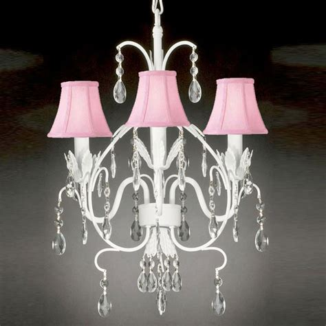 Cheap Pink Chandelier Modern And Cheap Chandeliers Decoholic