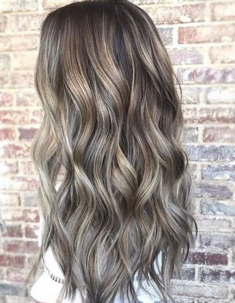 haircuts and color ideas for long hair most trendy ash brown hair color ideas for long hairstyles