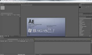 bagas31 after effect adobe after effect cs4 portable 207mb bagas31 com
