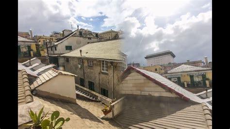 mansarda con terrazzo genova centro storico mansarda con terrazzo al piano