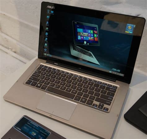Laptop Asus I5 13 3 Inch 13 3 inch transformer book met i5 of i7 asus