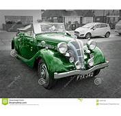 British Vintage Classic Triumph Dolomite Editorial Stock