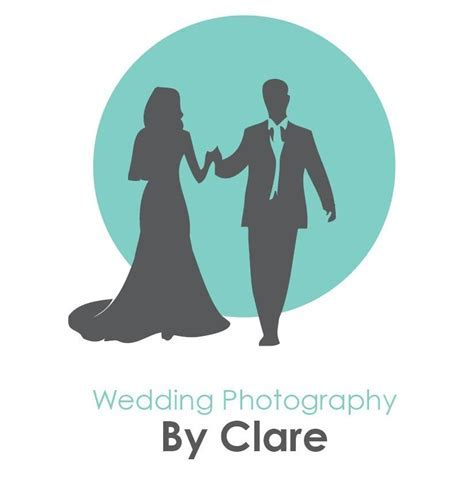 ?Wedding Photography by Clare? Logo Design by Lou Andrews