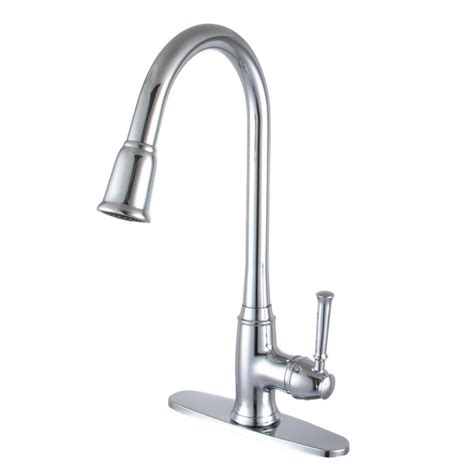 design house madison kitchen faucet y decor madison single handle pull out sprayer kitchen
