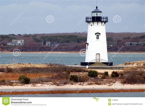 Chappaquiddick Free Lighthouse At Chappaquiddick Royalty Free Stock Image Image 7138536