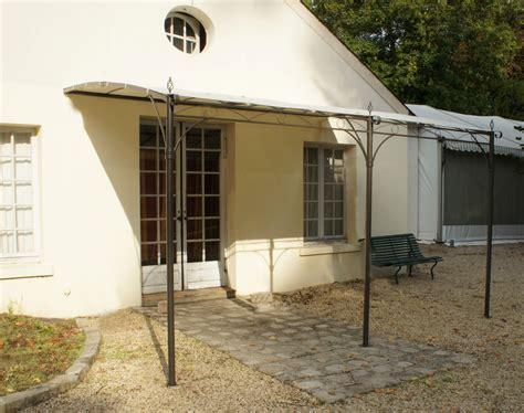 chalet jardin la maison du jardin dim 3 x 4 m tonnelle adosse en acier trait anti corrosion