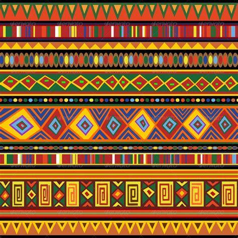 ethnic pattern art ethnic colorful pattern africa art by bluedarkat