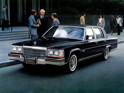 86 Cadillac Fleetwood Brougham by Cadillac Fleetwood Brougham 1982 86