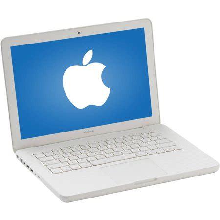"""refurbished apple glossy white 13.3"""" mc207ll/a macbook"""