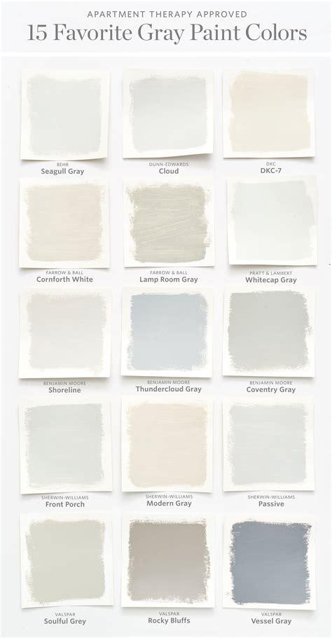 bright paint colors color sheet the 15 most gray paint colors