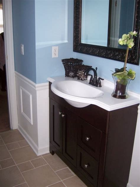 brown and blue bathroom 29 best blue brown bathroom images on pinterest bathroom