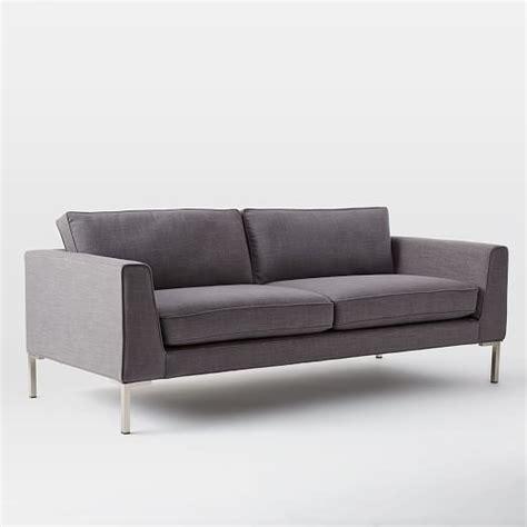 west elm marco sofa review marco sofa 77 quot west elm