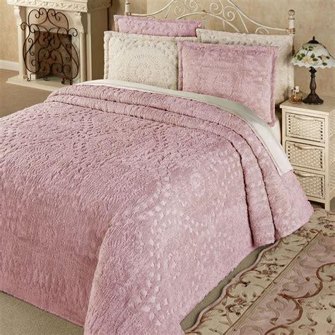Lightweight Cotton Comforter by Lightweight Cotton Chenille Bedspread Bedding