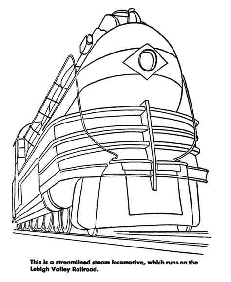 coloring page railcar free csx coloring pages
