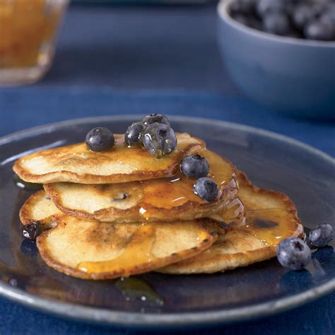 blueberry pancake recipe ricotta pancakes with blueberries recipe neal fraser