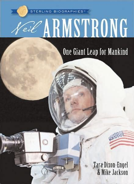 neil armstrong biography barnes and noble neil armstrong one giant leap for mankind sterling