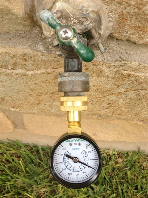 do you low water pressure inside your home or