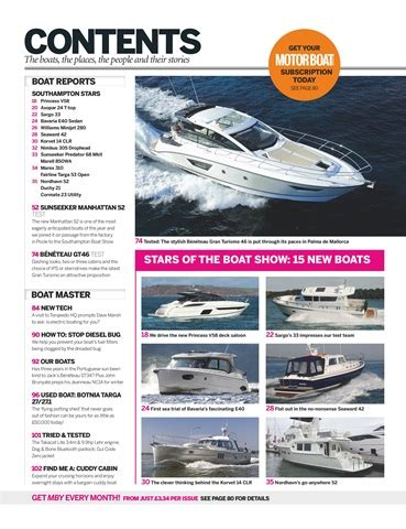 motorboat and yachting back issues motorboat yachting magazine november 2016