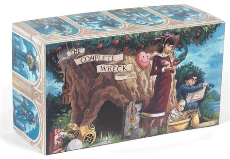 Lemony Set complete wreck books 1 13 a series of unfortunate events