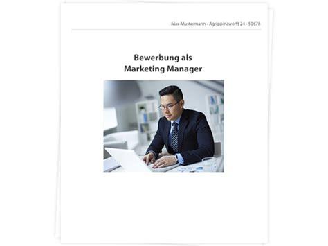 Abschlubnote Anschreiben Marketing Manager Bewerbung Tipps Zu Anschreiben Und