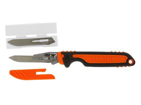 gerber skinning knife gerber vital fixed blade skinning knife overmolded rubber