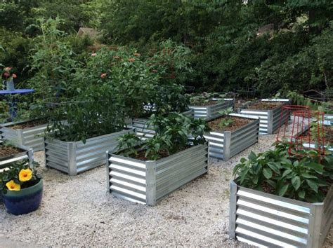 Galvanized Steel Garden Beds by 17 Best Images About Garden Galvanized Raised Gardens