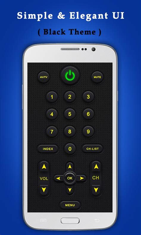 universal tv remote apk universal tv remote 1 0 18 android apk free android apks