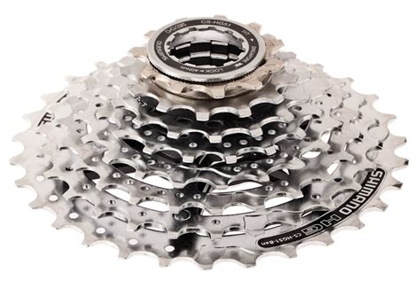 shimano 8 speed cassette shimano alivio hg51 8 speed cassette in tree fort bikes