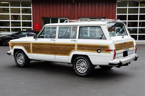 1989 jeep wagoneer interior 1989 jeep grand wagoneer 198700