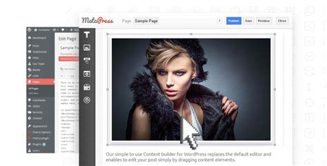wordpress theme editor drag and drop 3 best drag and drop page builder wordpress plugins of