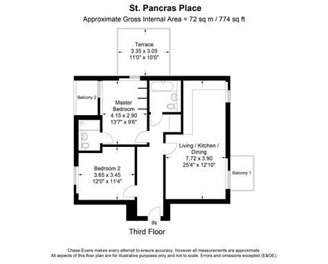 st pancras floor plan st pancras place king s cross london wc1x 2 bedroom