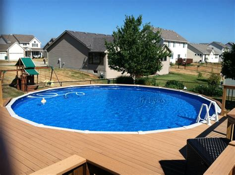 how much does an above ground pool cost decks for swim spas studio design gallery best design