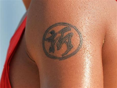 oriental circle tattoo chinese tattoos and designs page 75